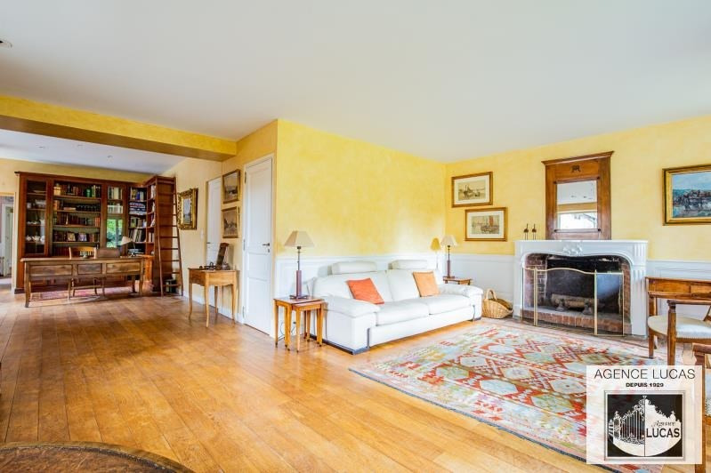 Deluxe sale house / villa Igny 1 280 000€ - Picture 4
