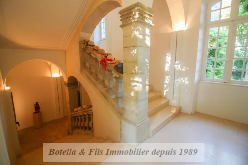 Deluxe sale chateau Uzes 1 948 000€ - Picture 5