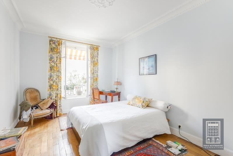Vente de prestige appartement Paris 18ème 1 570 000€ - Photo 7