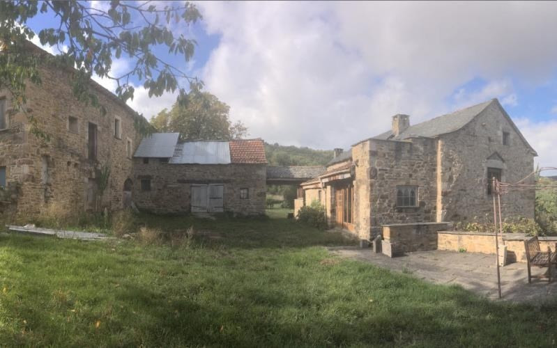 Sale house / villa Najac 325000€ - Picture 1