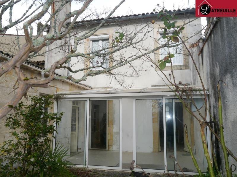 Vente maison / villa Gemozac 96500€ - Photo 1