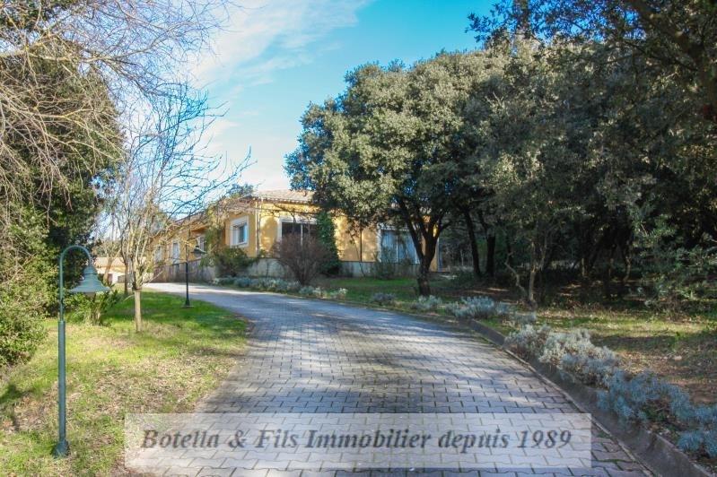 Vente maison / villa Uzes 439000€ - Photo 10