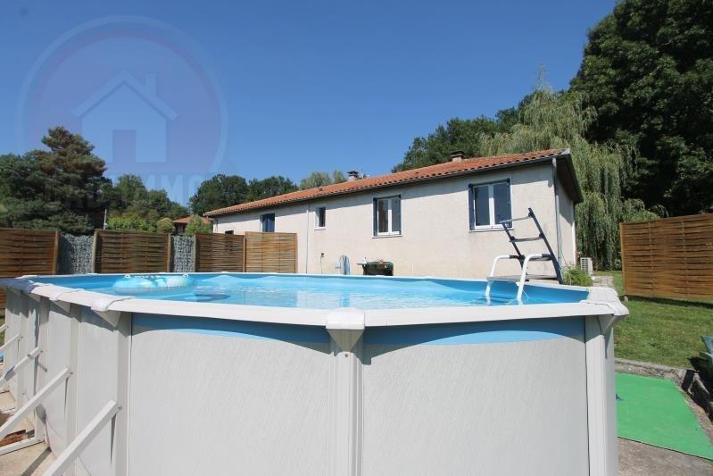 Sale house / villa St naixent 154000€ - Picture 7