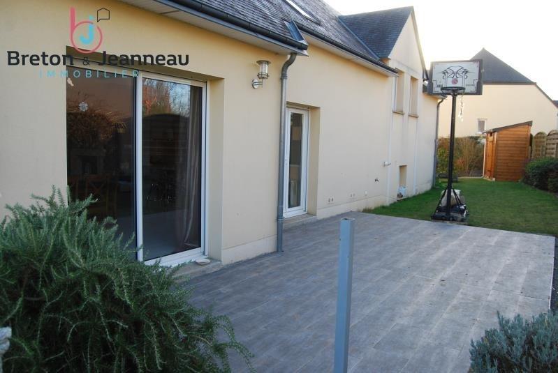 Sale house / villa Changé 312000€ - Picture 8