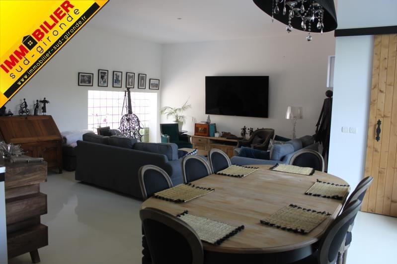 Sale house / villa Langon 378900€ - Picture 1