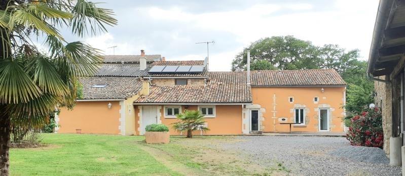 Sale house / villa Marigny chemereau 208650€ - Picture 1