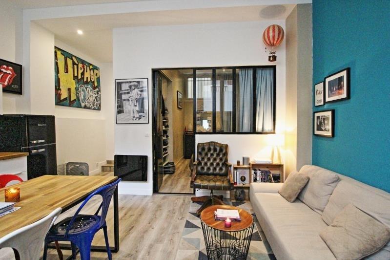 Vente appartement Paris 20ème 333900€ - Photo 1