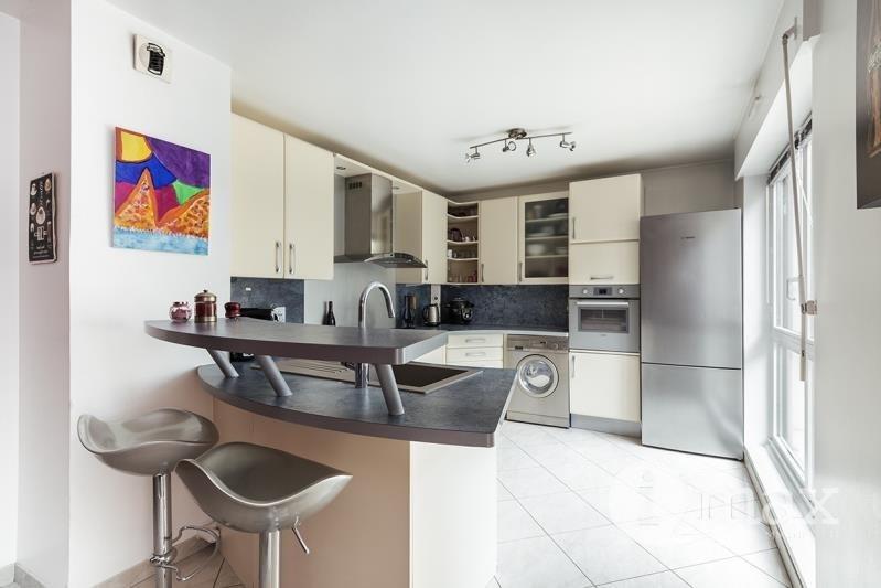Deluxe sale apartment Levallois perret 1170000€ - Picture 4