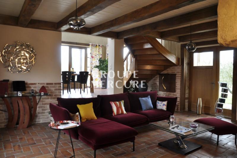 Vente de prestige maison / villa Chatillon sur chalaronne 870000€ - Photo 7