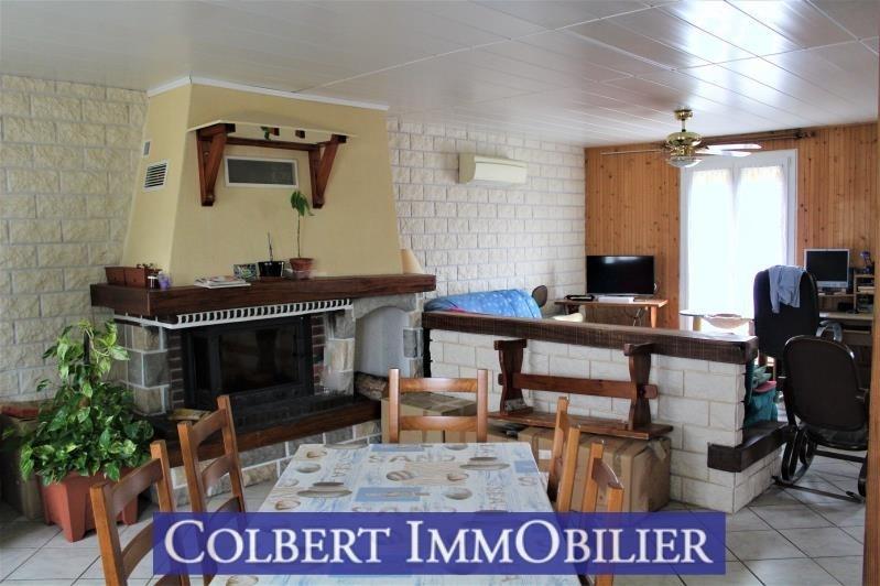 Vente maison / villa Brienon sur armancon 118500€ - Photo 2