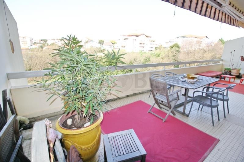 Sale apartment Biarritz 448 000€ - Picture 1
