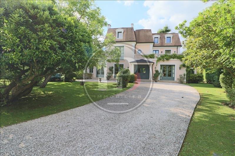Immobile residenziali di prestigio casa Le vesinet 3190000€ - Fotografia 4