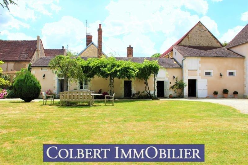 Venta de prestigio  casa Auxerre 583000€ - Fotografía 3
