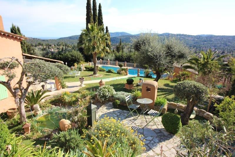 Vente de prestige maison / villa Peymeinade 580000€ - Photo 5
