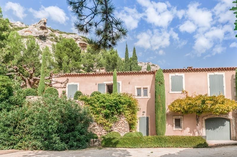 Deluxe sale house / villa Les baux de provence 2438000€ - Picture 2