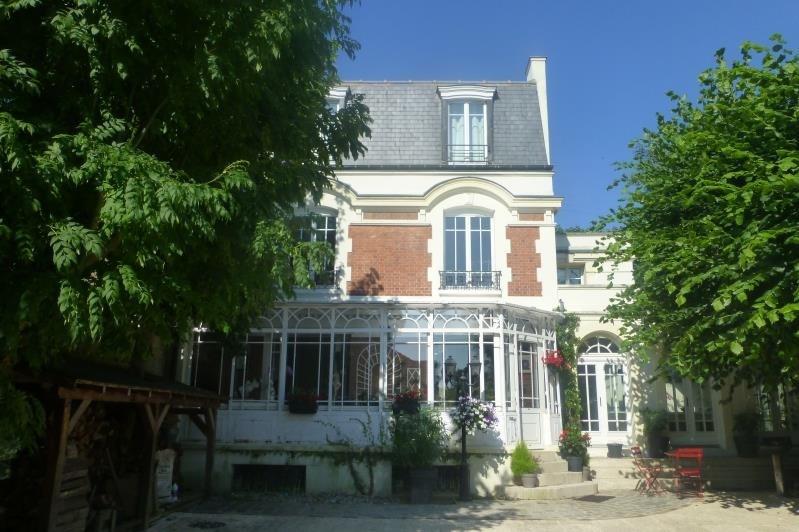 Revenda residencial de prestígio casa Villennes sur seine 1495000€ - Fotografia 14