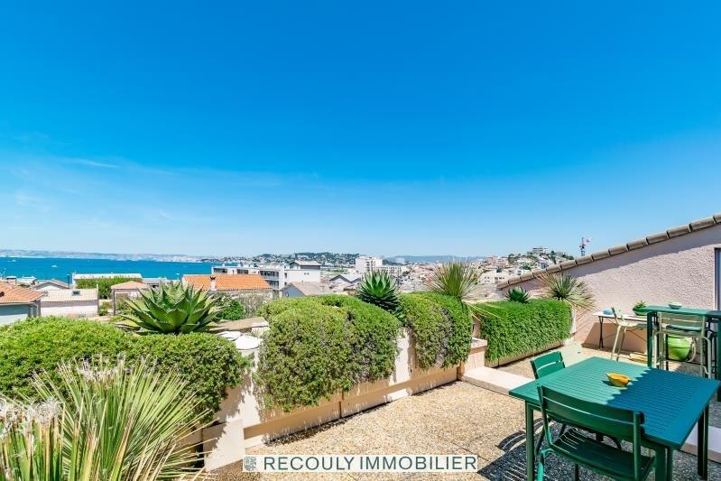 Vente de prestige appartement Marseille 8ème 895000€ - Photo 2