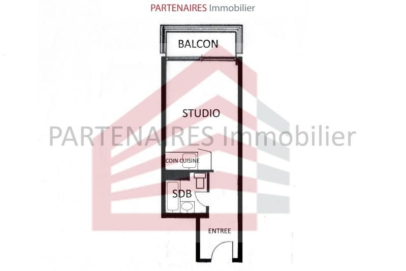 Location appartement Le chesnay 625€ CC - Photo 4