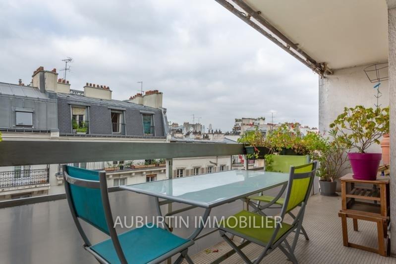 Vendita appartamento Paris 18ème 649000€ - Fotografia 7