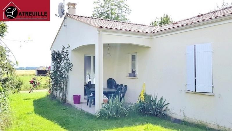 Vente maison / villa St andre de lidon 164600€ - Photo 1