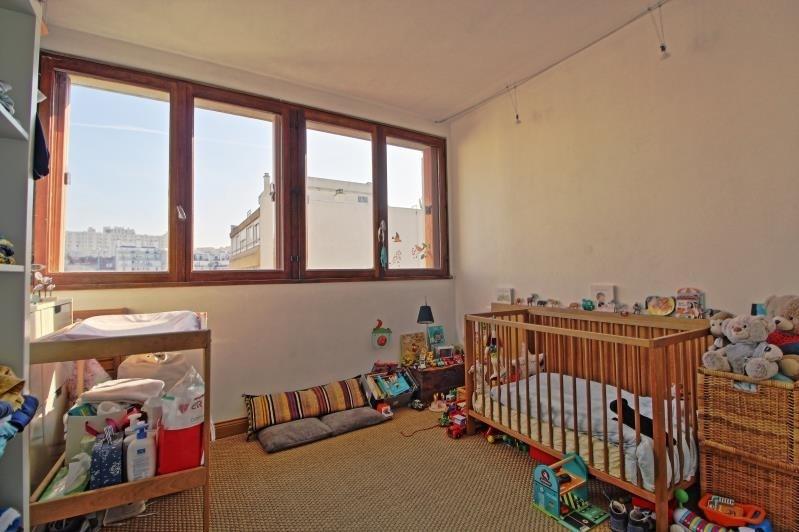Vente appartement Paris 20ème 426400€ - Photo 4