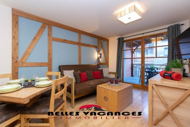 Deluxe sale apartment St lary soulan 114 000€ - Picture 1
