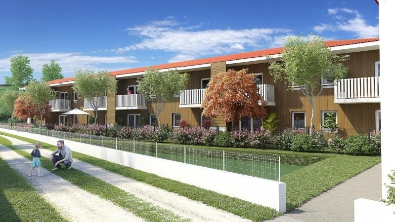 Vente appartement Biscarrosse 120000€ - Photo 2