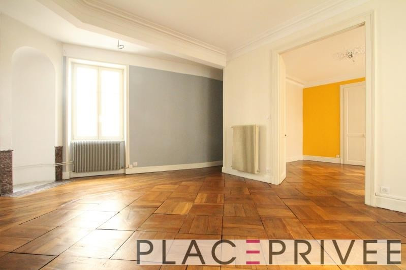 Rental apartment Nancy 910€ CC - Picture 3