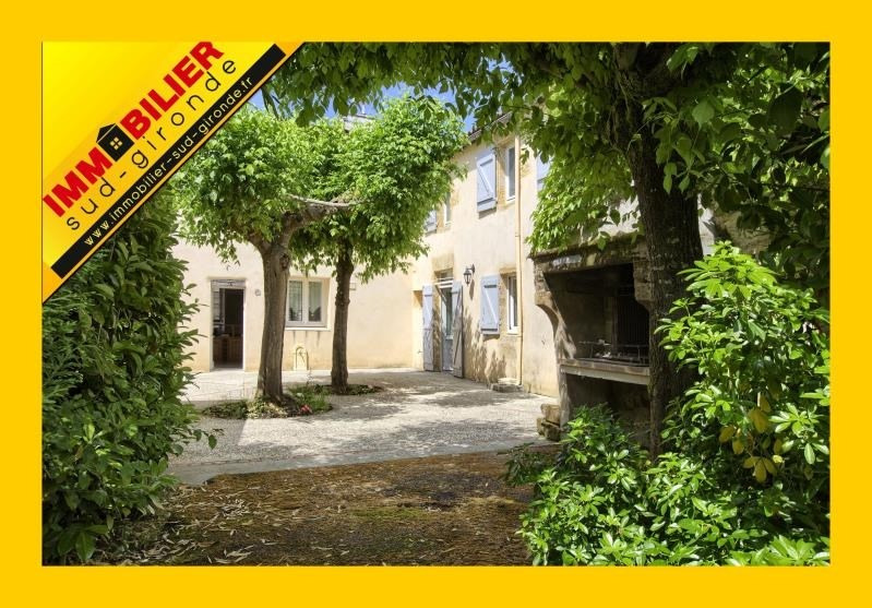 Sale house / villa Langon 450000€ - Picture 1