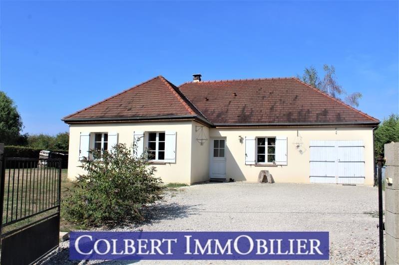 Vente maison / villa Jaulges 148000€ - Photo 1