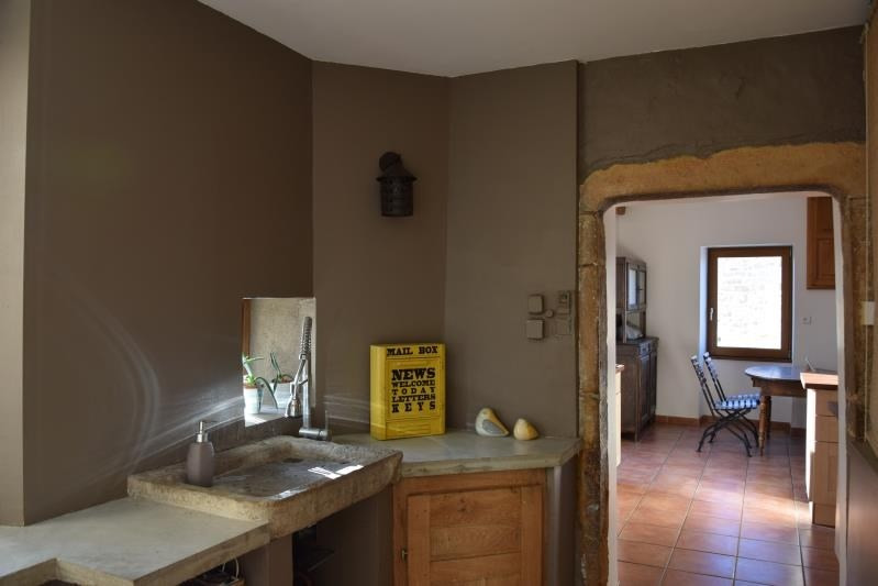 Vente maison / villa Villefranche sur saone 510000€ - Photo 7