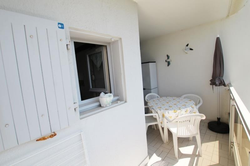Sale apartment La grande motte 147 000€ - Picture 7