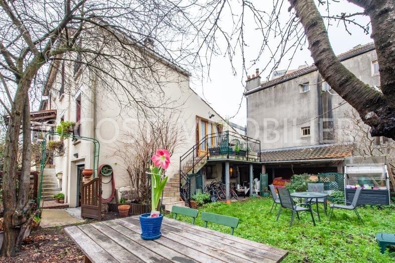 Venta  casa Gennevilliers 620000€ - Fotografía 4