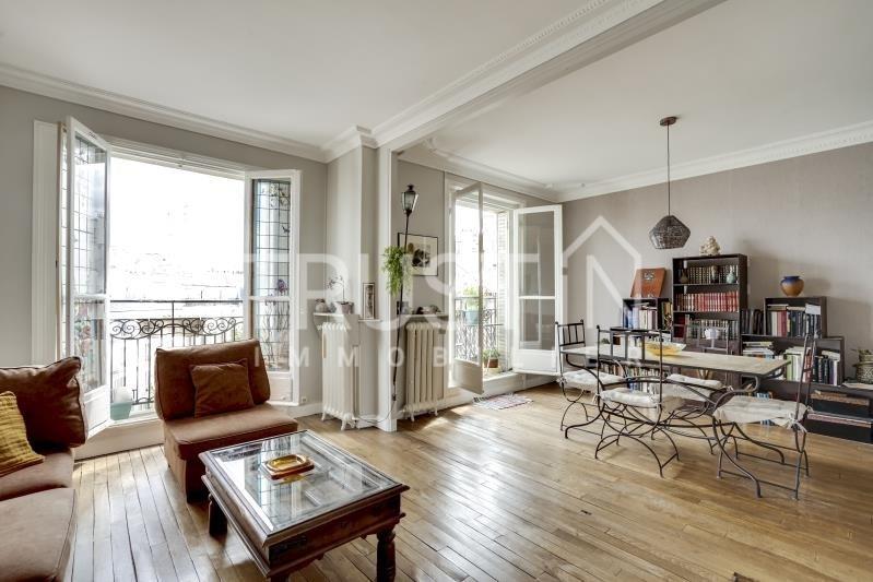 Vente appartement Paris 18ème 744000€ - Photo 1