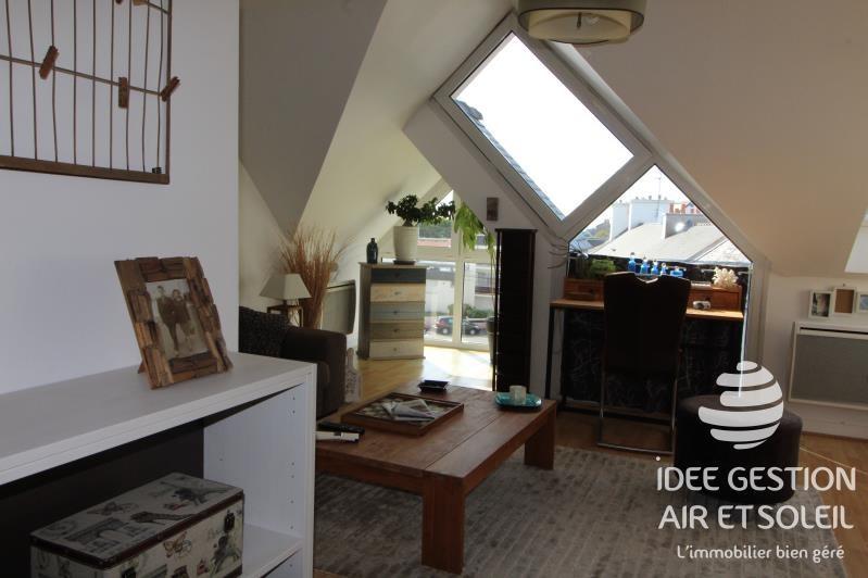 Rental apartment Larmor plage 750€ CC - Picture 1