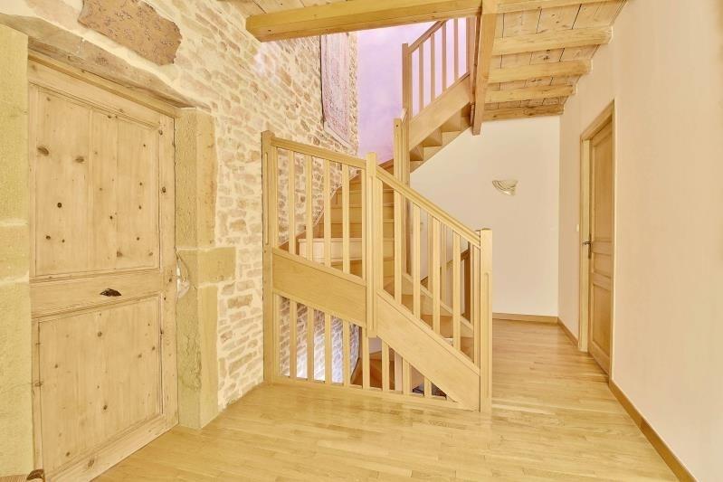 Sale house / villa Ville-sur-jarnioux 510000€ - Picture 9