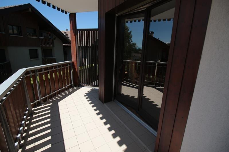 Sale apartment Annecy le vieux 395000€ - Picture 2