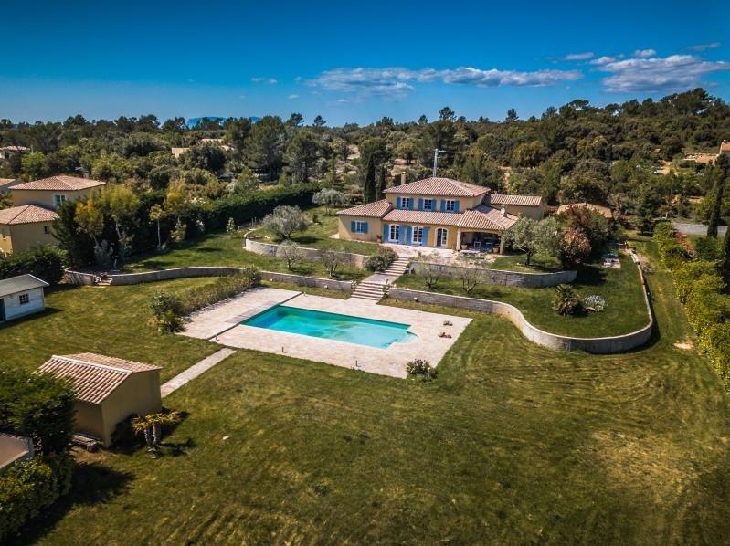 Vente de prestige maison / villa St maximin la ste baume 750000€ - Photo 1