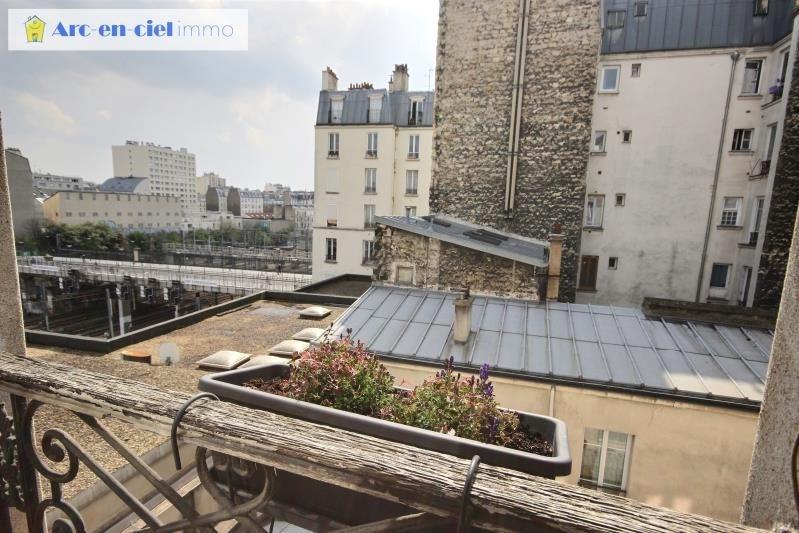 Vendita appartamento Paris 18ème 549000€ - Fotografia 4