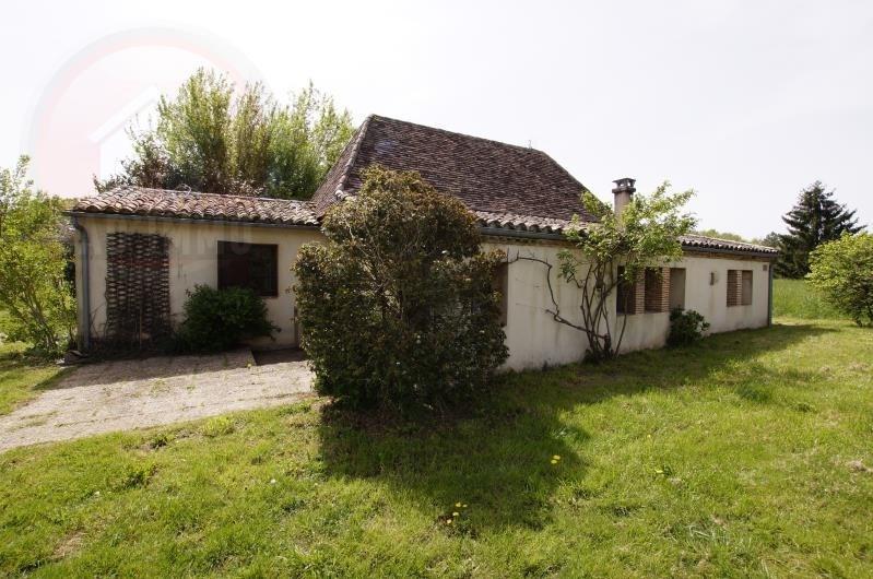Vente maison / villa Lamonzie saint martin 118500€ - Photo 1