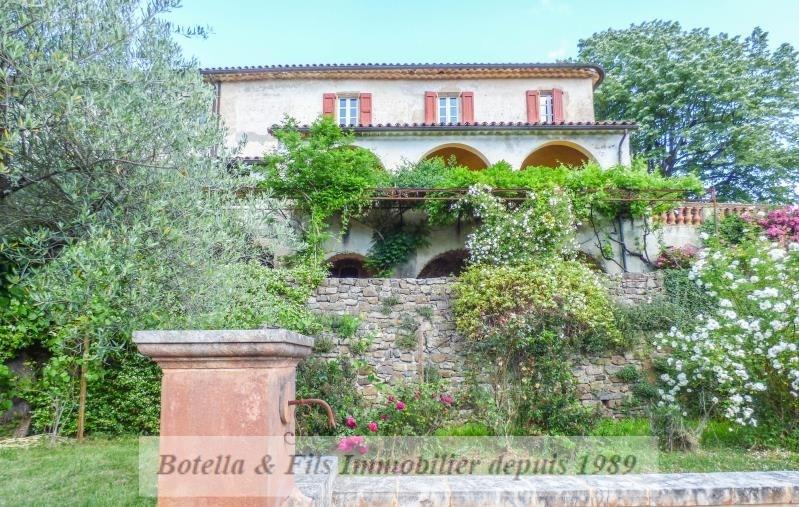 Verkoop van prestige  huis Anduze 1352000€ - Foto 19