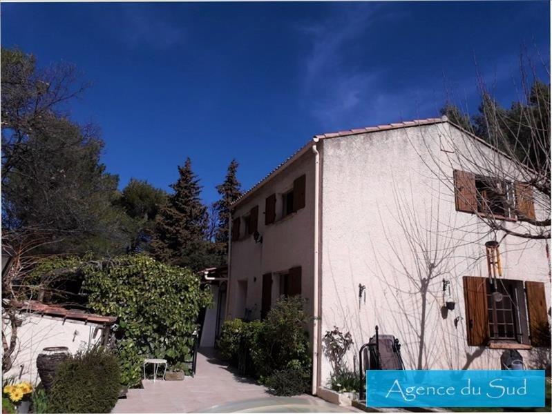 Vente maison / villa Mimet 540000€ - Photo 4