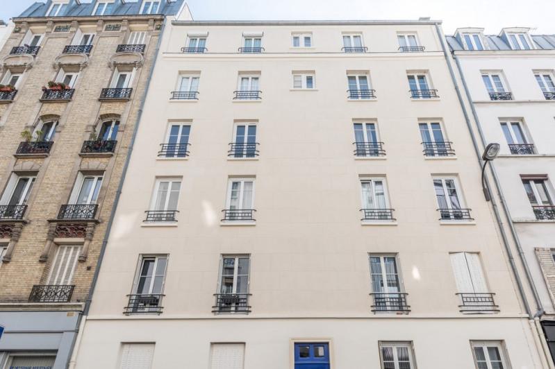 Vente appartement Paris 17ème 399000€ - Photo 8