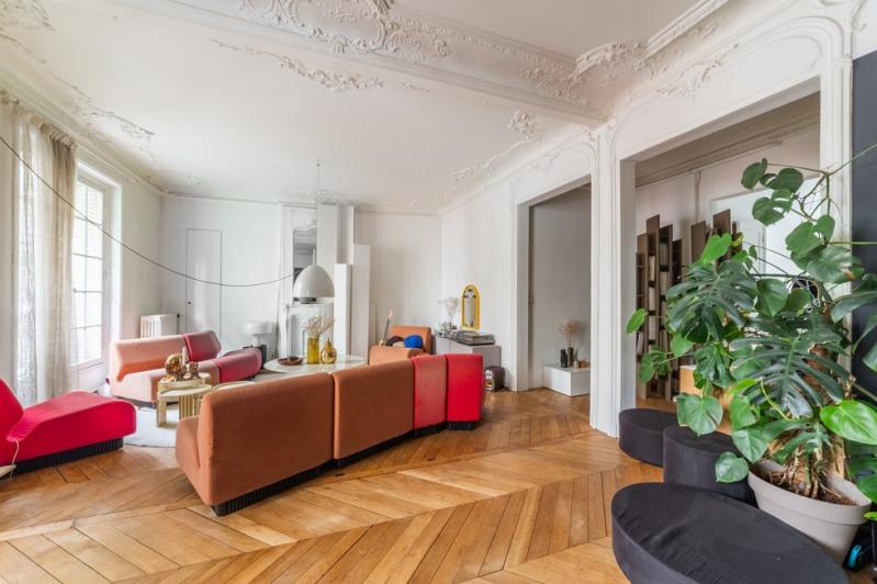 Deluxe sale apartment Paris 18ème 1300000€ - Picture 3