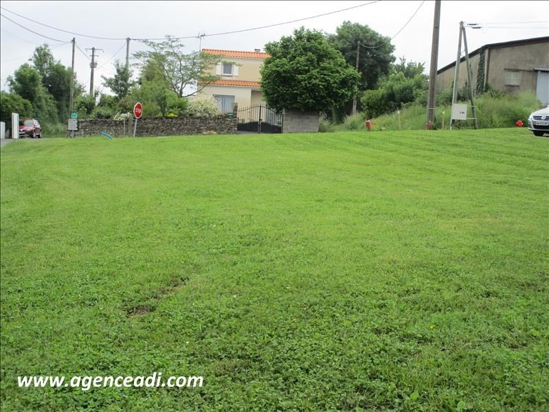 Vente terrain Exireuil 16 150€ - Photo 1