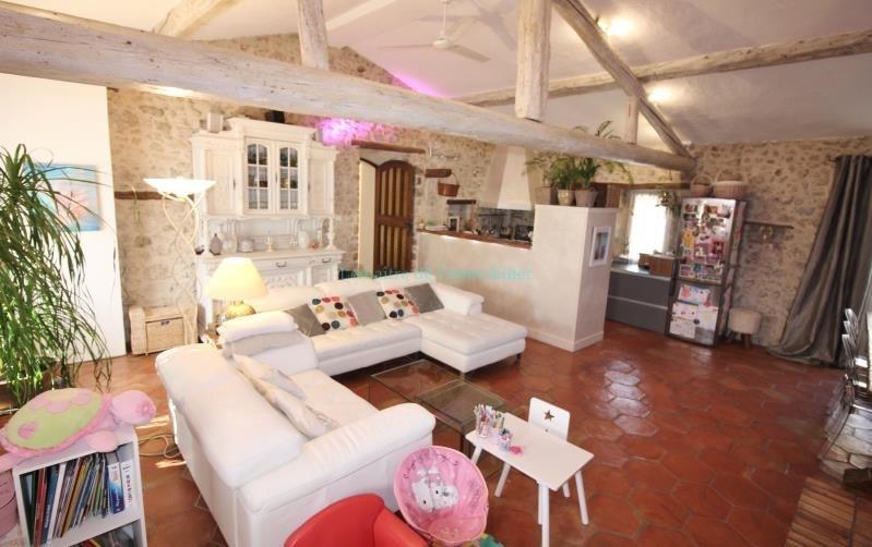 Vente maison / villa Grasse 349500€ - Photo 2