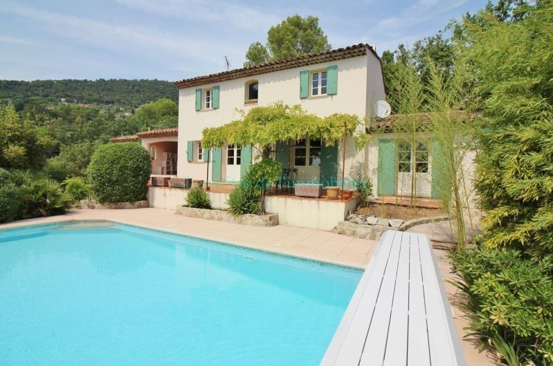 Vente de prestige maison / villa Le tignet 685000€ - Photo 2