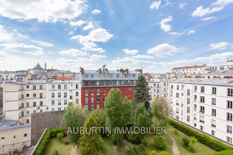 Vente appartement Paris 18ème 560000€ - Photo 2