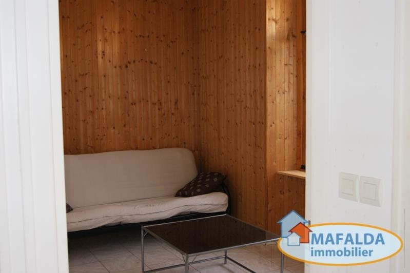 Rental apartment Mont saxonnex 490€ CC - Picture 4