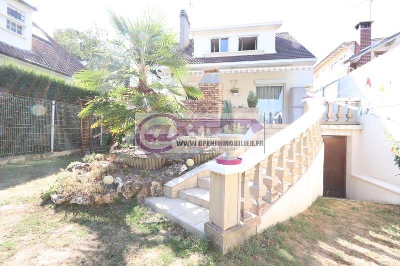 Sale house / villa St gratien 525000€ - Picture 1